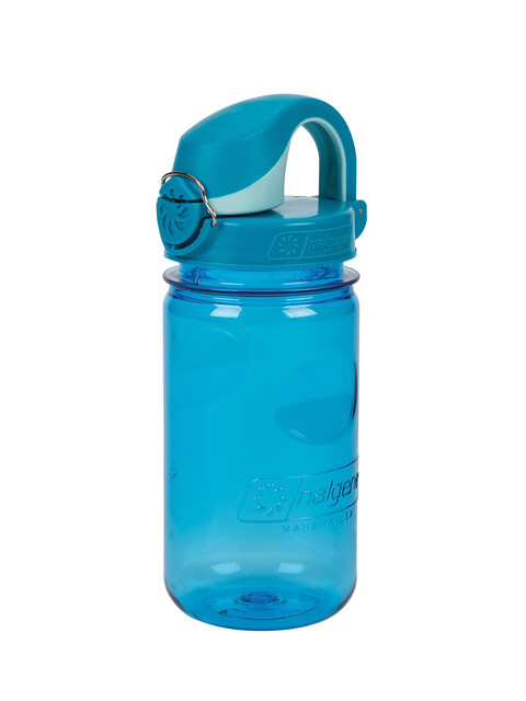 Nalgene Everyday OTF Trinkflasche Kids 350ml eisblau